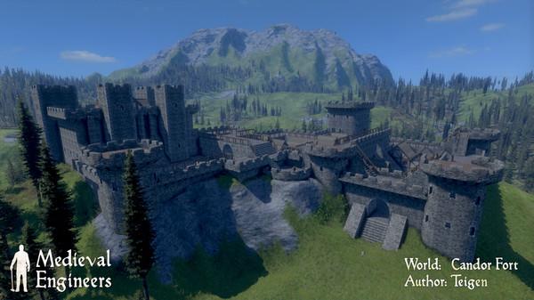 Скриншот №26 к Medieval Engineers