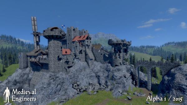 Скриншот №21 к Medieval Engineers