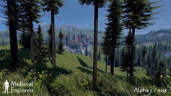 Скриншот №13 к Medieval Engineers