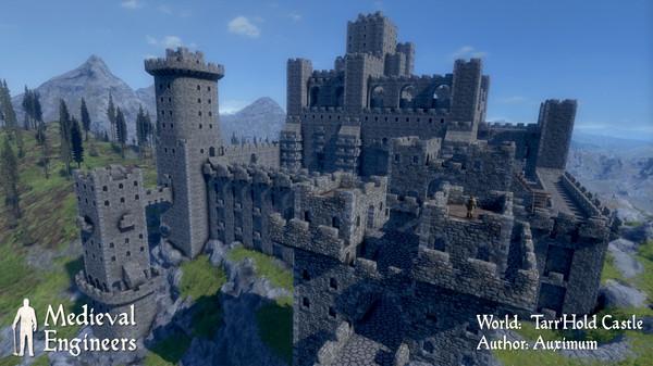 Скриншот №28 к Medieval Engineers
