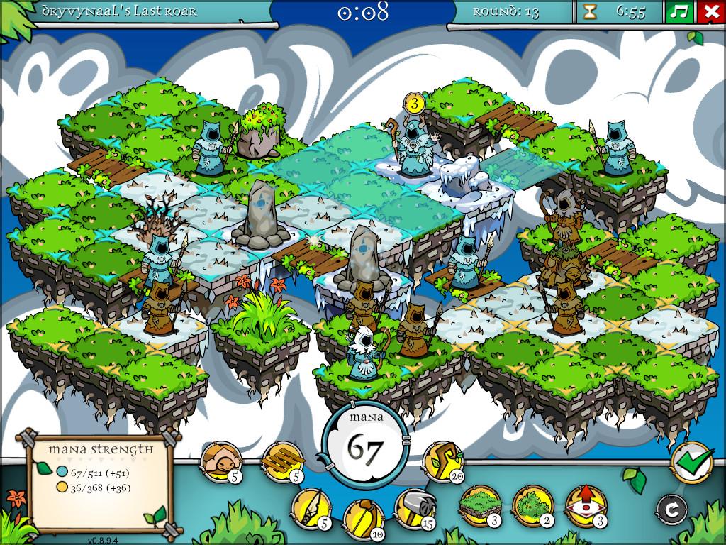 A Druid's Duel Screenshot 1