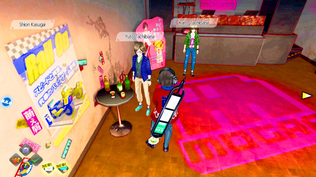 AKIBA'S TRIP: Undead & Undressed Free PC 2