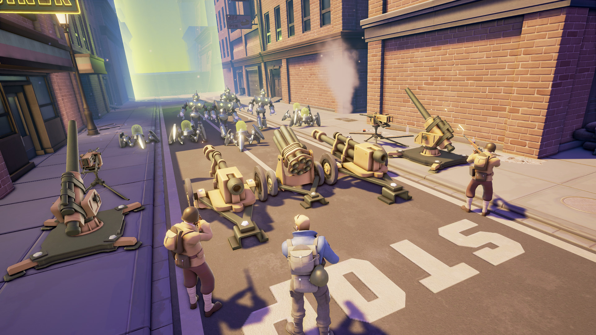 Fortified on Steam