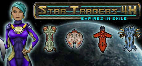 Star Traders: 4X Empires Cover Image