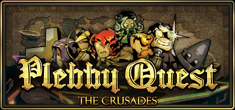 Plebby Quest: The Crusades Cover Image