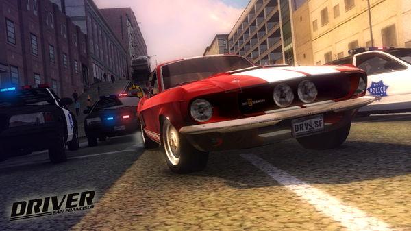 Driver San Francisco - Steam - Imagem 1 do software