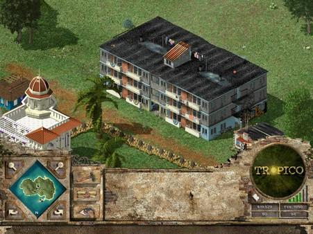Скриншот №5 к Tropico Reloaded