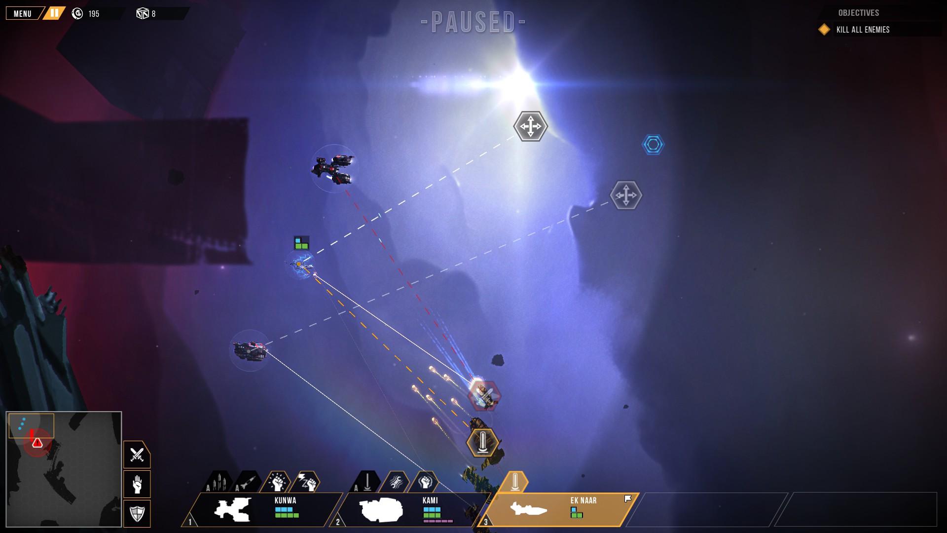 Distant Star: Revenant Fleet Screenshot 1