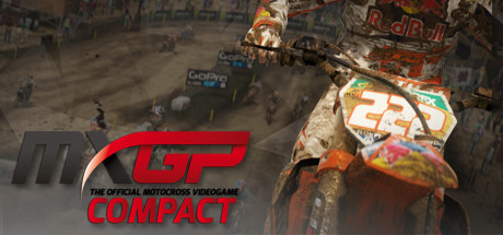MXGP - The Official Motocross Videogame Compact Cover Image