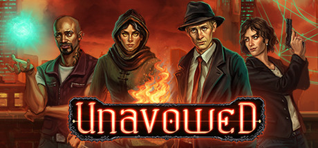 Unavowed Cover Image