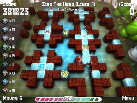 скриншот Ziro 0