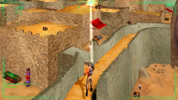 Screenshot of Outcast 1.1