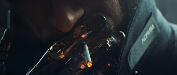 Deus Ex: Mankind Divided скриншот