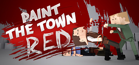 Paint the Town Red Cover Image