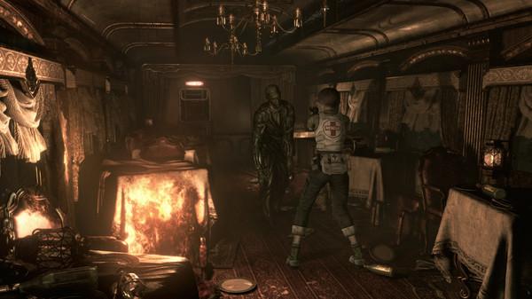 Скриншот №4 к Resident Evil 0