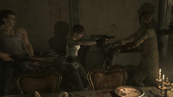 Скриншот №6 к Resident Evil 0