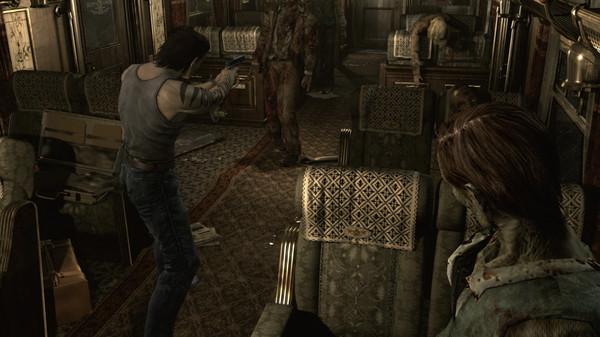 Скриншот №2 к Resident Evil 0