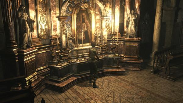 Скриншот №7 к Resident Evil 0