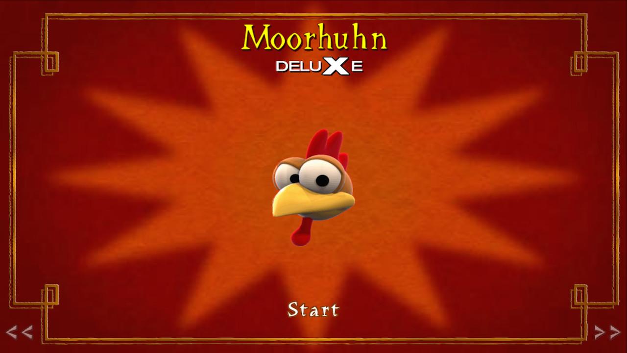 Moorhuhn (Crazy Chicken)