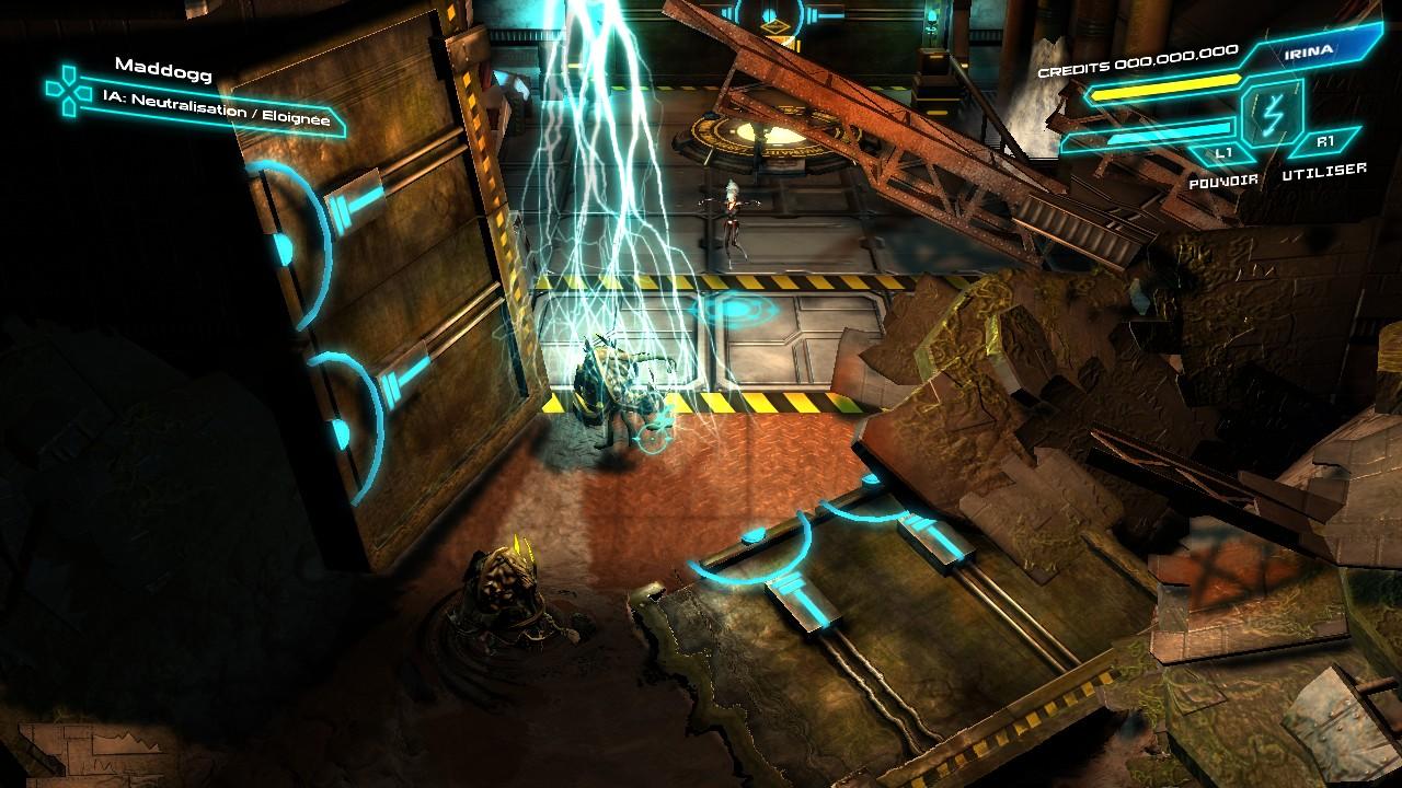 Wanted Corp. Screenshot 3