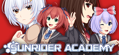 Sunrider Academy Cover Image