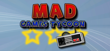 Mad Games Tycoon Cover Image