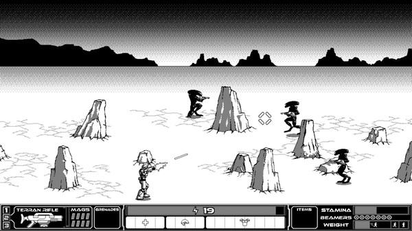 Скриншот №1 к Rogue Invader