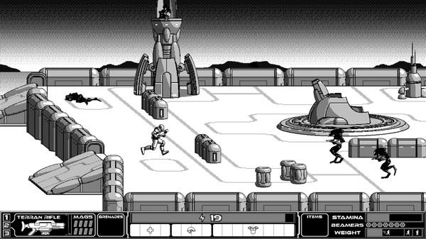 Скриншот №3 к Rogue Invader