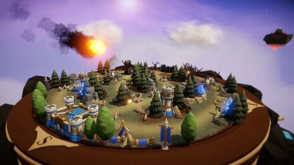 Скриншот №5 к Skyworld