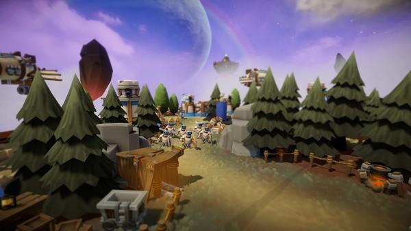 Скриншот №3 к Skyworld