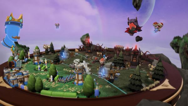 Скриншот №9 к Skyworld