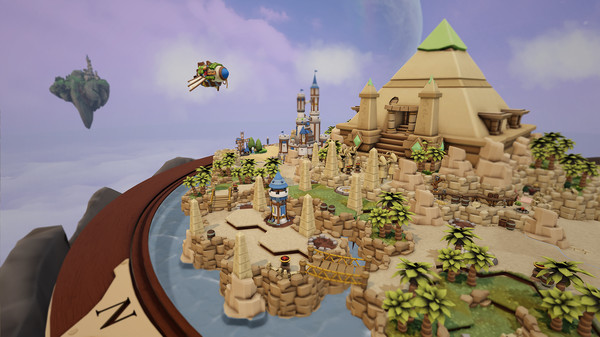 Скриншот №12 к Skyworld