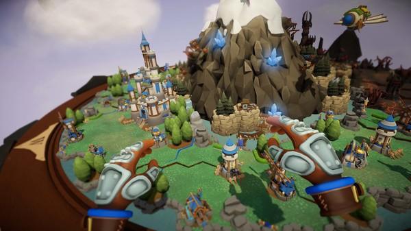 Скриншот №1 к Skyworld