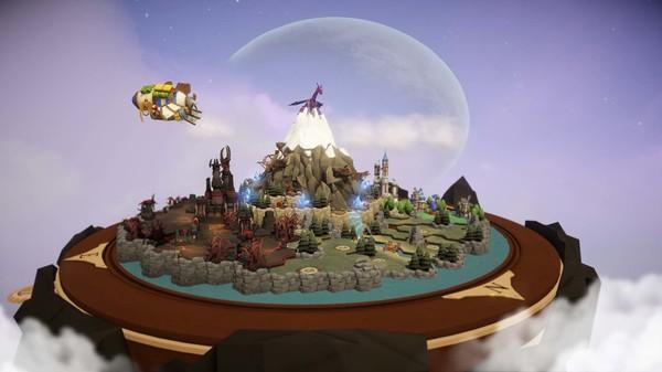 Скриншот №2 к Skyworld