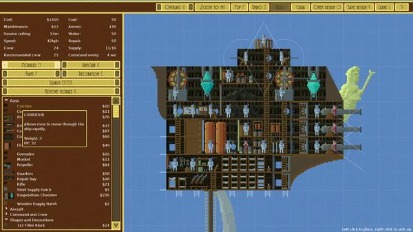 Screenshot of Airships: Conquer the Skies
