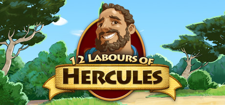 12 Labours of Hercules Cover Image