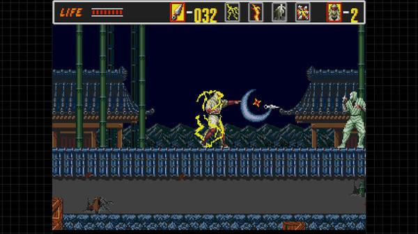 SEGA Mega Drive and Genesis Classics скриншот