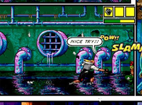 скриншот Comix Zone 2