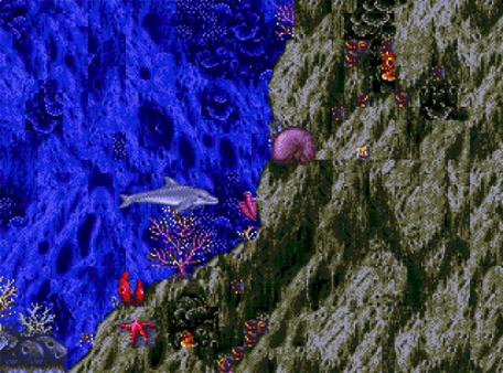 скриншот Ecco the Dolphin 3