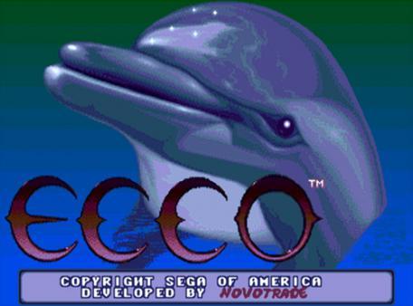 скриншот Ecco the Dolphin 0