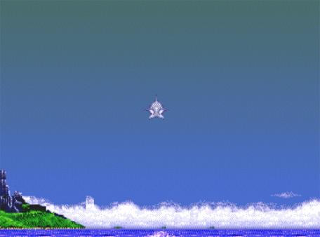 скриншот Ecco the Dolphin 2