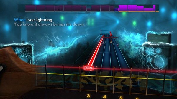 "Скриншот №2 к Rocksmith® 2014 – Dio - ""Rainbow in the Dark"""