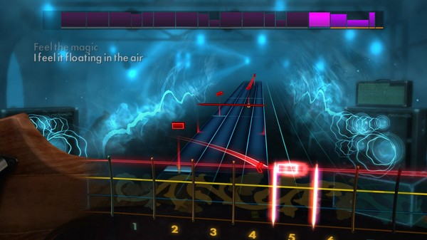 "Скриншот №3 к Rocksmith® 2014 – Dio - ""Rainbow in the Dark"""