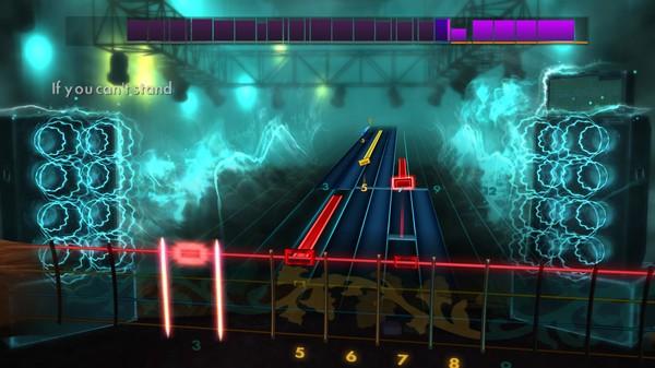 "Скриншот №4 к Rocksmith® 2014 – Three Days Grace - ""Break"""