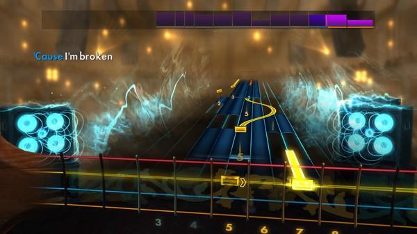 "Скриншот №4 к Rocksmith® 2014 – Seether - ""Broken"""
