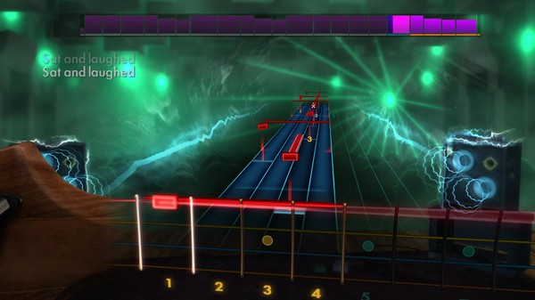 "Скриншот №5 к Rocksmith® 2014 – Janes Addiction - ""Been Caught Stealing"""