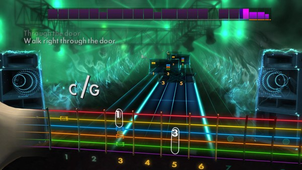 "Скриншот №1 к Rocksmith® 2014 – Janes Addiction - ""Been Caught Stealing"""