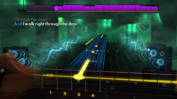 "Скриншот №2 к Rocksmith® 2014 – Janes Addiction - ""Been Caught Stealing"""
