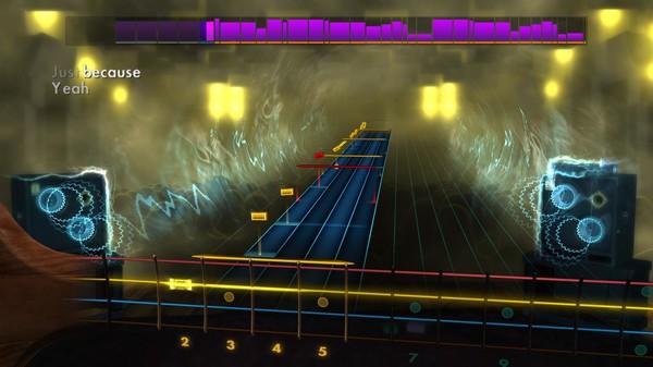 Скриншот №1 к Rocksmith® 2014 – Janes Addiction Song Pack