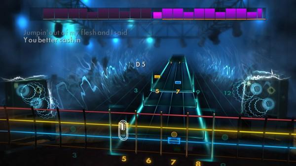 Скриншот №4 к Rocksmith® 2014 – Janes Addiction Song Pack